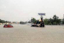 Şoke eden görüntü: 2 kent arasındaki yol trafiğe kapandı!