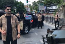 Erdoğan onu görünce hemen konvoyu durdurdu