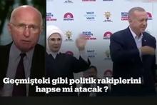 Erdoğan'a diktatör diyen ABD'li konuğa tarihi kapak