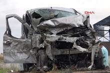 Eskişehir'de korkunç kaza! Çok sayıda ölü var