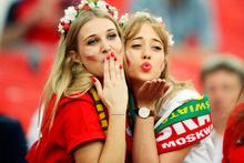 Dünya Kupası'nda 'koca avcısı kadınlar' var