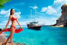 Türkiye'ye  ilk 4 ayda 7,8 milyon turist geldi