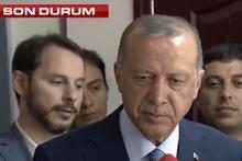 Cumhurbaşkanı Erdoğan: 'Katılım şimdiden yüzde 50'yi aştı'