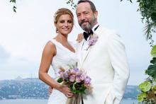 Ece Vahapoğlu ile Cihan Alpay evlendi