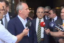 Muharrem İnce'den flaş istifa açıklaması
