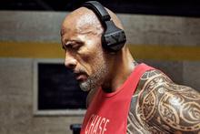 Dwayne Johnson kendi kulaklık modelini satışa sundu
