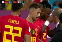 Sosyal medya bu gol sevincini konuşuyor! Belçikalı yıldız rezil oldu