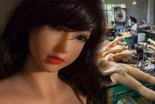 Fabrikadan yatak odasına cinsel ilişki robotlarının ürkütücü serüveni