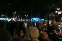 MHP'liler ile İYİ Partililer taş ve sopalarla birbirine girdi! Yaralılar var