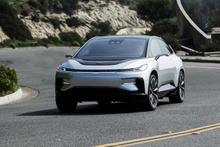 Tesla'ya rakip olan Faraday Future'a 2 milyar dolarlık yatırım!