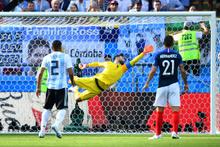 Di Maria'dan Fransa'ya muhteşem gol