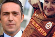 Galatasaraylı Şahan Gökbakar'dan Ali Koç mesajı