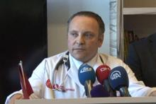 Erdoğan Demirören'in doktorundan açıklama