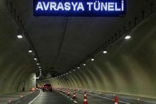 Avrasya Tüneli geçiş ücretlerine zam geldi