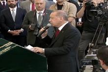 Ünlü tarihçi Fuat Sezgin'e son görev Cumhurbaşkanı da katıldı
