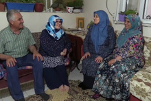 Enerji ve Tabii Kaynaklar Bakanı Fatih Dönmez'in ailesinin kabine sevinci