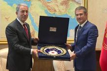 Savunma Bakanı Hulusi Akar'dan ilk açıklama