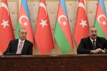 Erdoğan'dan ilk resmi ziyarette kritik mesajlar!