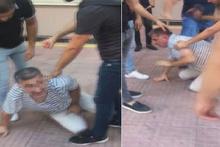 Adana'da dehşet! Sokak ortasında cinsel organını gösterince...