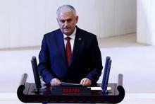 AK Parti İzmir Milletvekili Binali Yıldırım, TBMM Başkanı seçildi