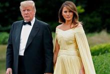 Kıyafet seçimleriyle olay olan Melania Trump bakın kime benzetildi!