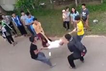 Tayland'da hayrete düşüren eğlence görüntüsü!