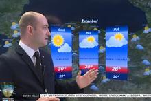Hava durumu tahmini Meteoroloji'den yağmur uyarısı