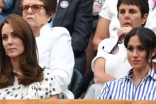 Kate Middleton Meghan Markle arasında savaş! Sarayda elti kapışması