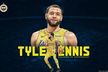 Tyler Ennis resmen Fenerbahçe'de