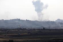 İsrail'den çok şiddetli saldırı