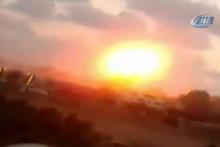 İsrail'den çok şiddetli saldırı: Uçak, tank, top...