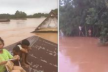 Baraj çöktü: Yüzlerce kişi kayıp
