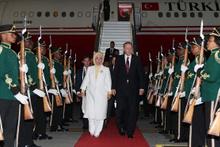 Cumhurbaşkanı Erdoğan, Güney Afrika'da