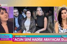 Hadise'nin annesi intihar etti mi? Nur Yerlitaş'tan olay açıklamalar