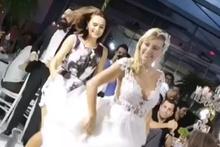 Oyuncu Özge Özder'in düğün dansı olay oldu!