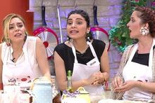 Gelinim Mutfakta Cansu'nun, Şebnem'den ricası mutfakta olay çıkardı!