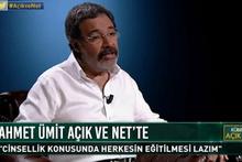 Ahmet Ümit 'açık ve net' dedi ki: 'Türkiye hazır mı? Orgazmı bilen kadın...'