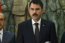 Bakan Kurum'dan sel felaketiyle ilgili yeni açıklama