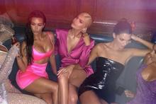 Kylie Jenner kendi doğum günü partisinin en rüküşü oldu!