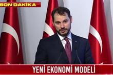 Berat Albayrak:  Sıkı para ve mali politikaları koordine edeceğiz