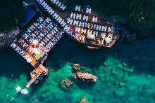 Tatilcilerin yeni gözdesi: Akın akın o plaja gidiyorlar