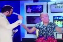 Flash TV Trump'ı canlı yayında böyle oynattı