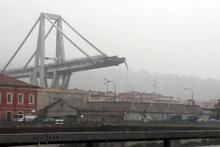 Devasa asma köprü çöktü onlarca ölü var! İşte olay yerinden ilk kareler