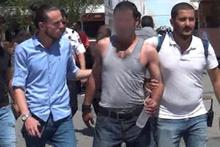 Taksim Meydanı'nda taciz iddiasına gözaltı