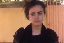 Kendisine 1 yıl boyunca tecavüz eden DEAŞ'lı sokakta karşısına çıktı