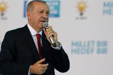 Cumhurbaşkanı Erdoğan'dan Uhud duası...