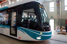 Türkiye'den dünyaya tramvay ihracatı başladı