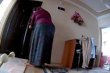 Evine kamera koyan kiracı görüntüleri izleyince şoke oldu