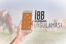 İBB kurban mobil uygulaması