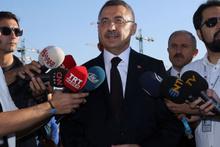 Cumhurbaşkanı Yardımcısı Oktay: Türkiye güvenli liman olmaya devam edecek